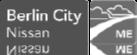 berlin city nissan logo